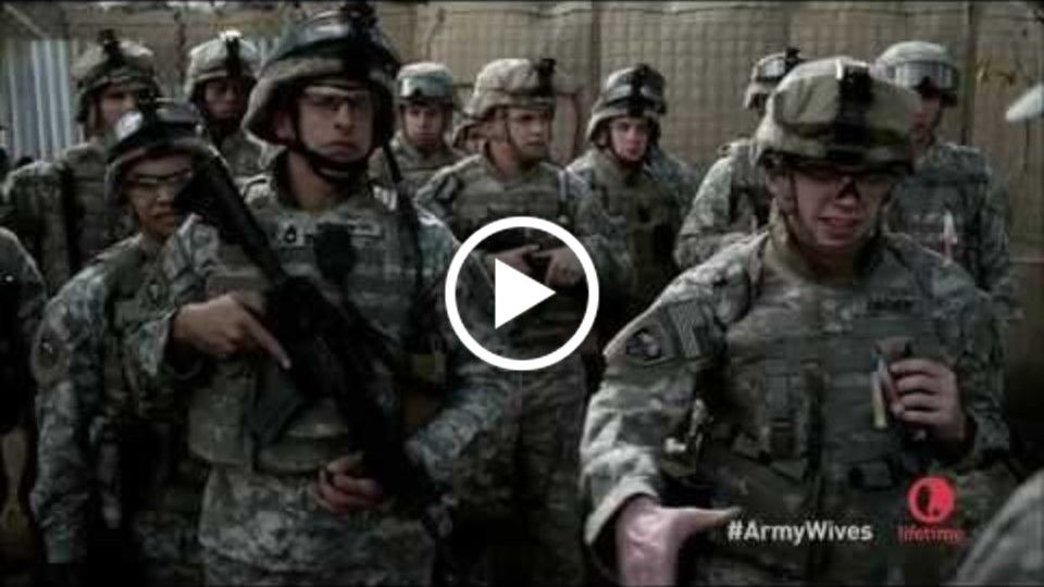 Taylor Brandt in Army Wives #704 Hearth and Home
