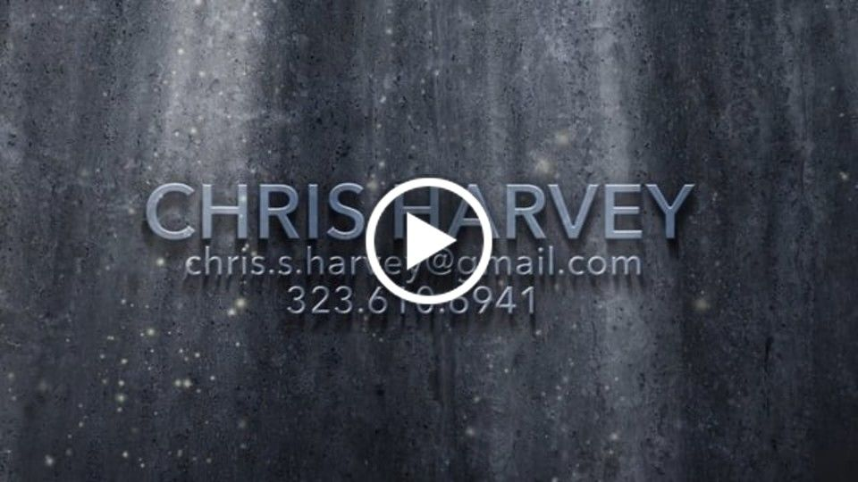Chris Harvey - Demo Reel