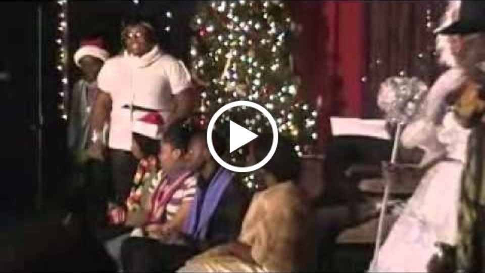 Holiday Performance by Joshua Crawford