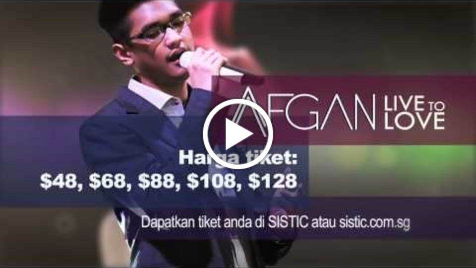 Afgan TVC - Voice Over: Jaden A. Zander