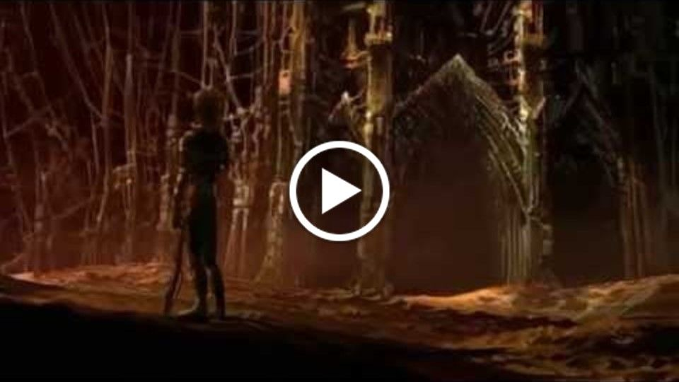 Katedra (The Cathedral) by Tomasz Bagiński HD 720p HQ High Quality - Music by Alan Bucki