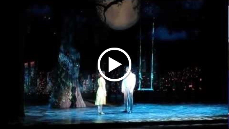 "THE ADDAMS FAMILY National Tour - ""Crazier Than You"""