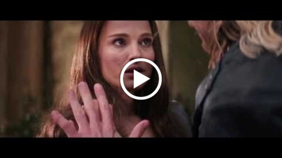 Thor 2 The Dark World Official Trailer HD