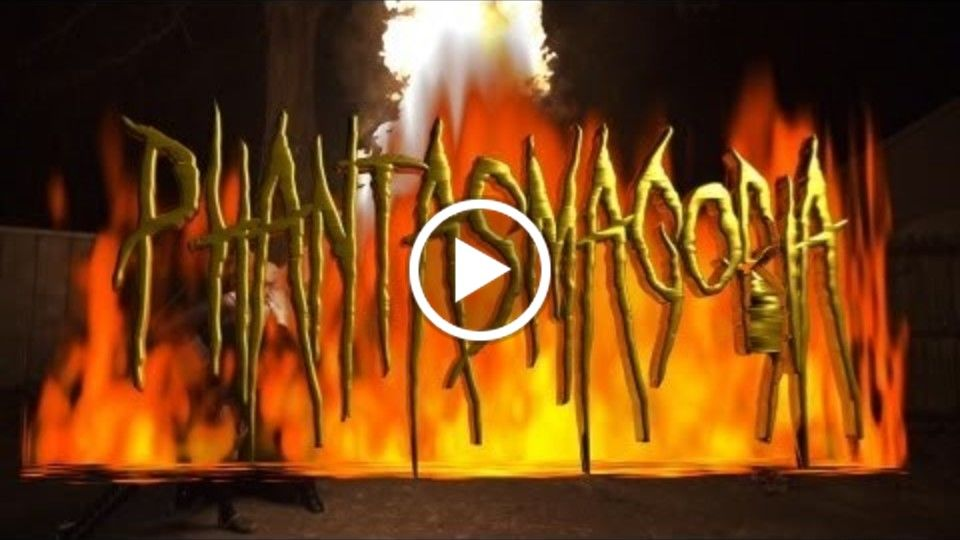 Phantasmagoria On Fire Promo