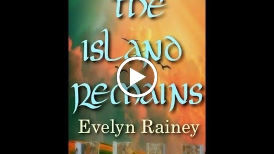 The Island Remains by Evelyn Rainey  book trailer