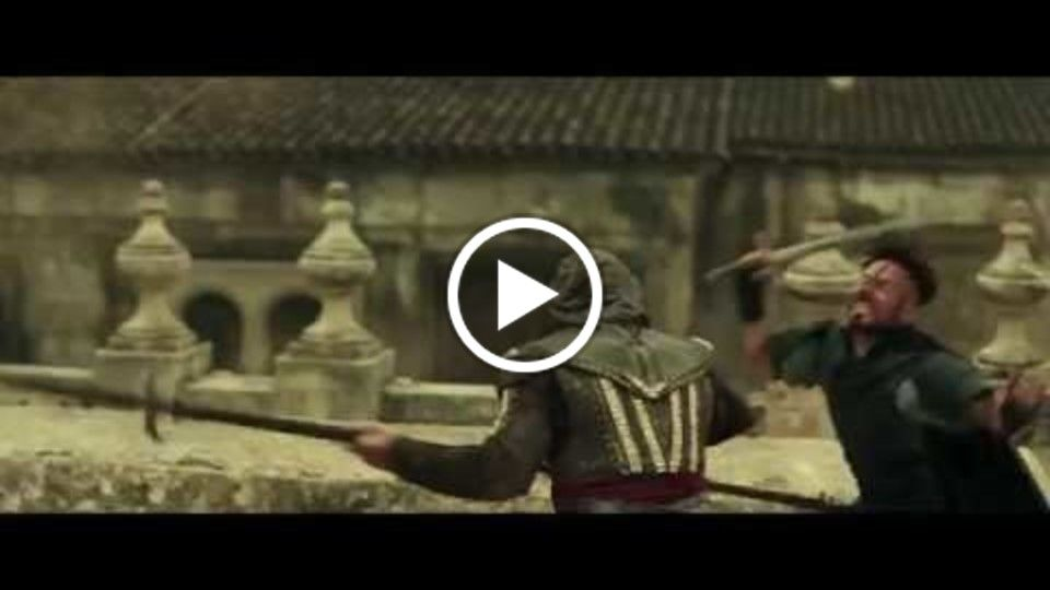Assassin's Creed  - Official US Trailer Premiere
