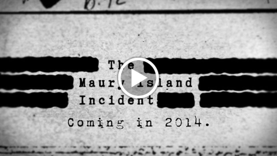 The Maury Island Incident Trailer #1