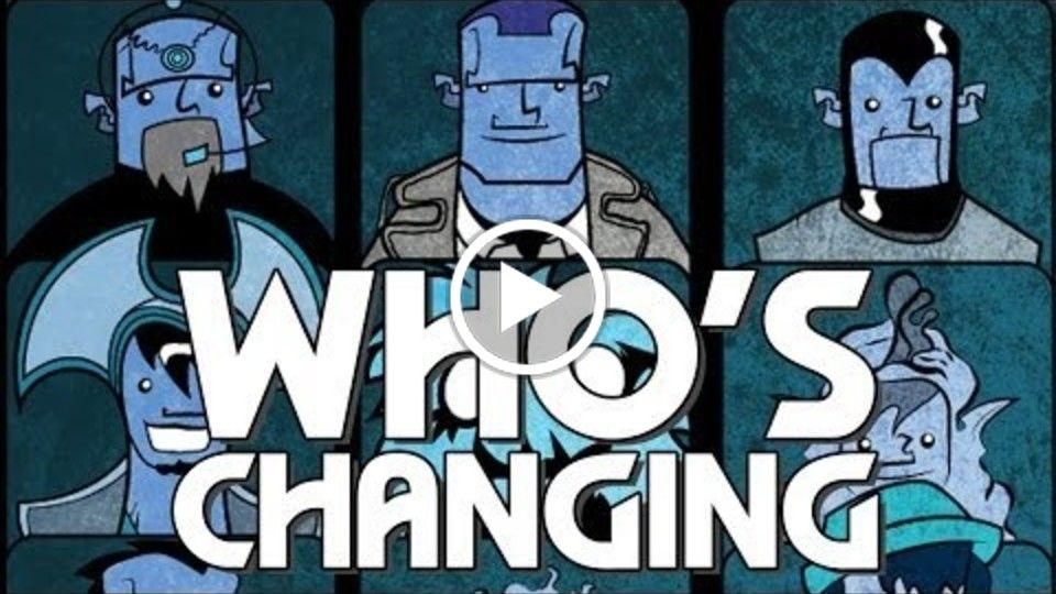 Doctor Who Documentary | Who's Changing: An Adventure In Time With Fans | Official Trailer 2014