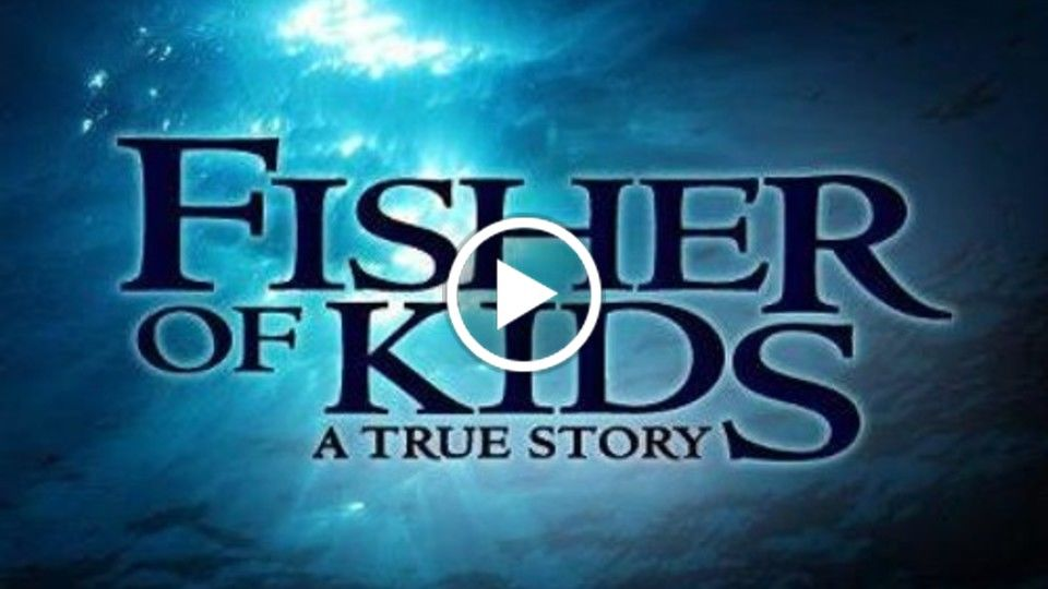 Fisher of Kids by Anthony Aldersley