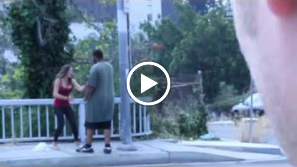 abner washington walking scene reel