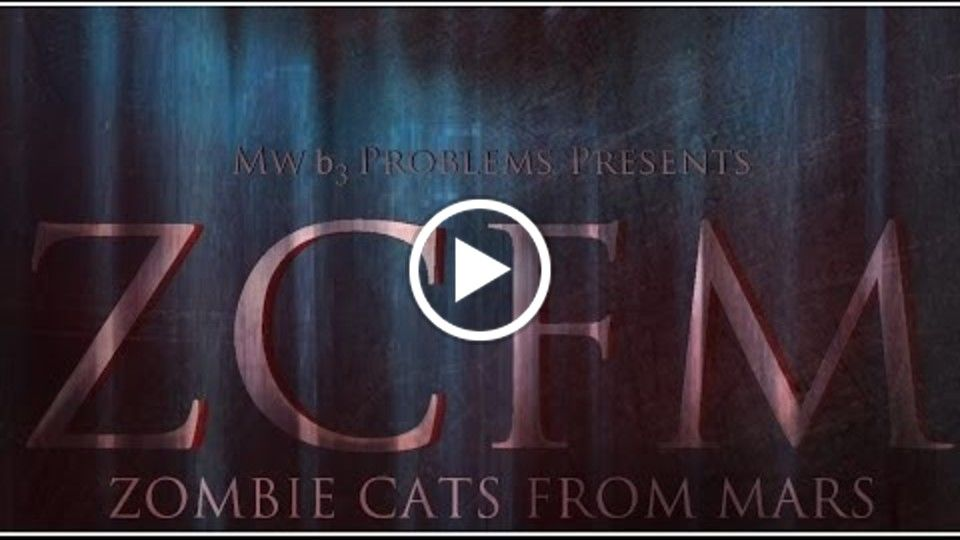 Official Trailer - Zombie Cats from Mars
