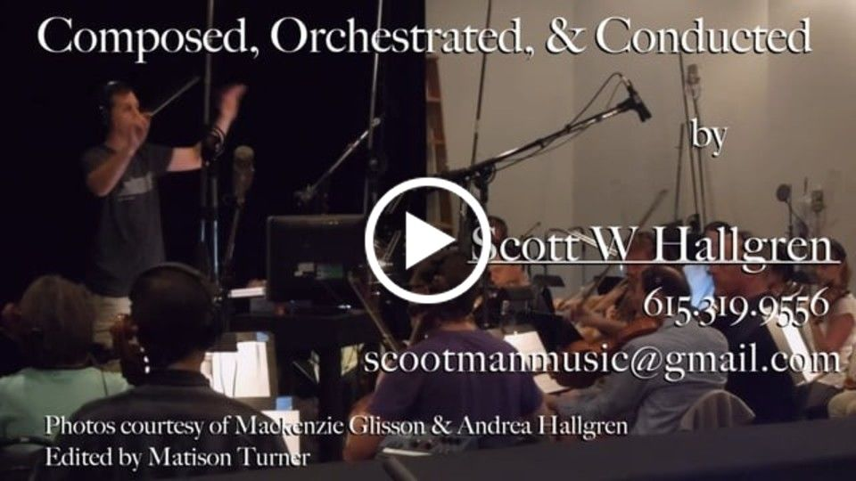 Scott W. Hallgren Scoring Reel