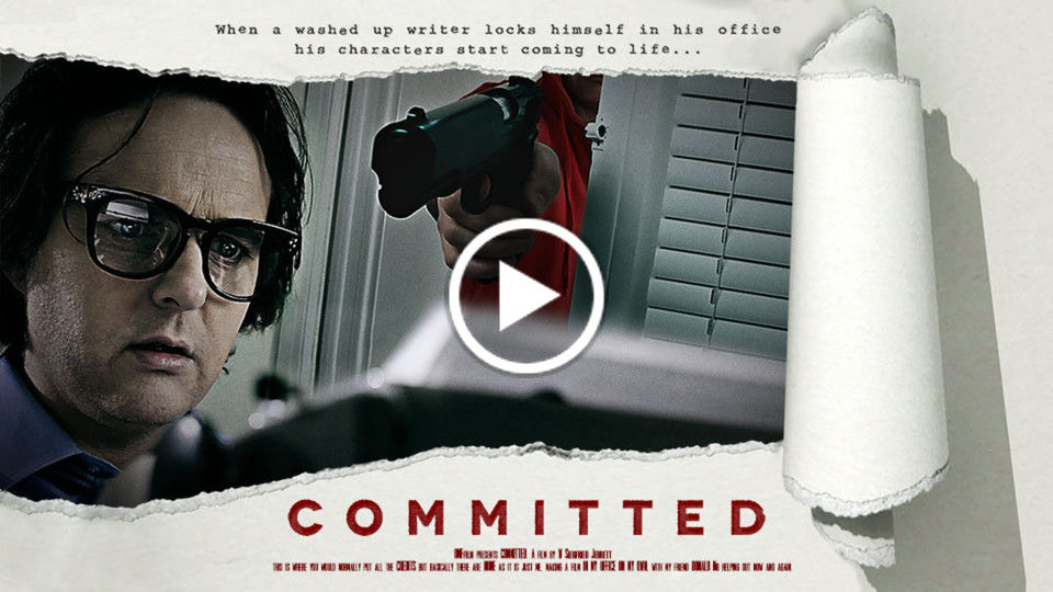 COMMITTED: trailer for a one man feature film I am working on. Think Psycho meets the Shining
