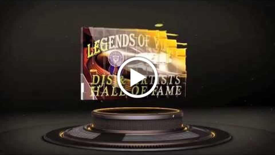 Legends of Vinyl Hall of Fame Promo Video N.Y.C. Event 2018