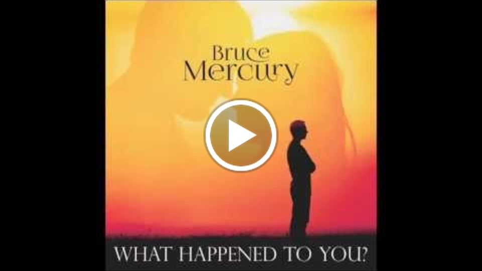 What Happened to You? Lyrics video by Bruce Mercury