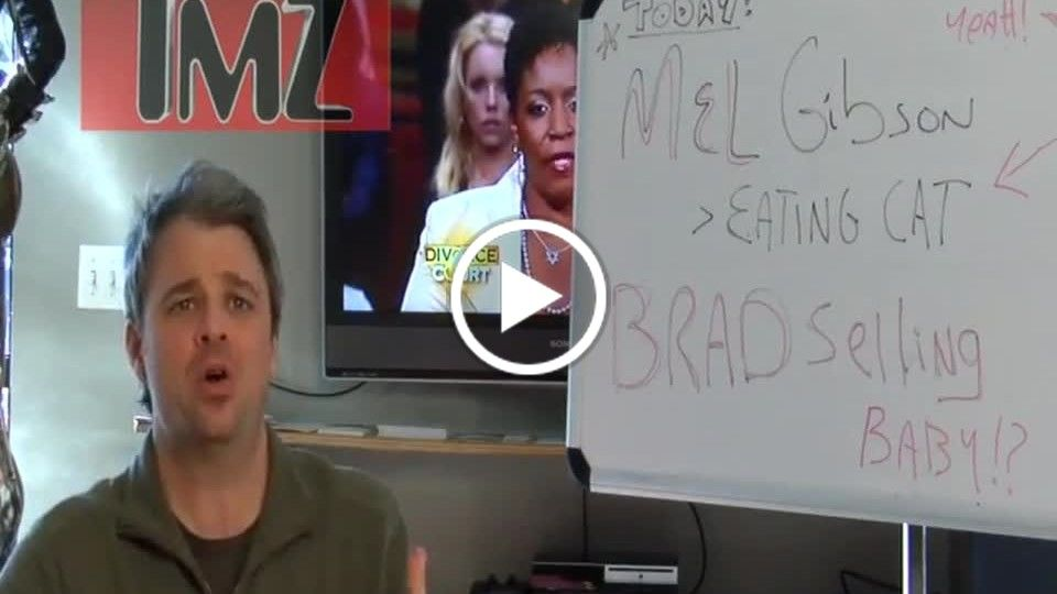 MIke Collins_Day at TMZ