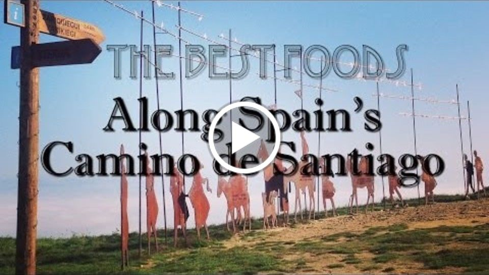 Walking the Camino: A Culinary Journey
