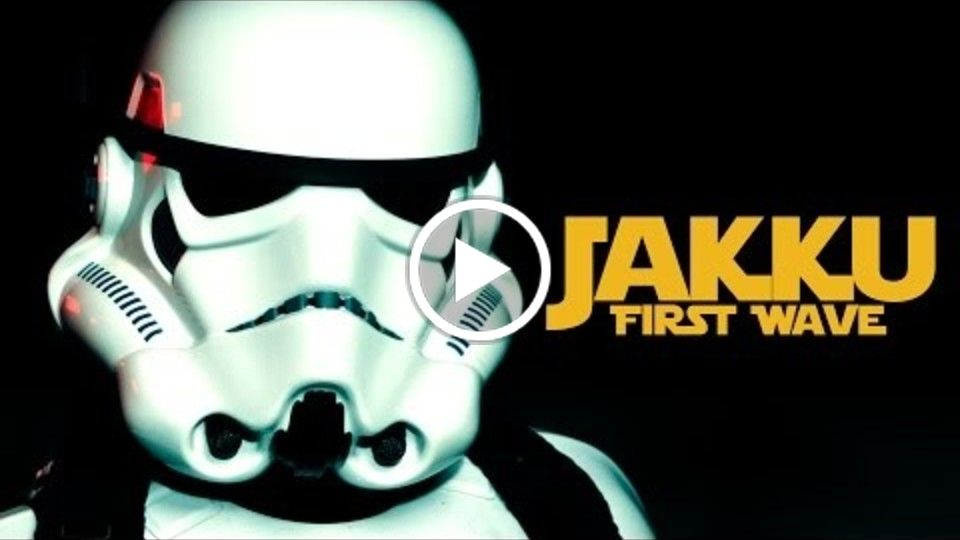 """Jakku: First Wave"" a Star Wars Film"