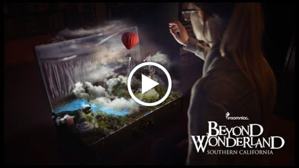 Beyond Wonderland Southern California 2016 Official Trailer
