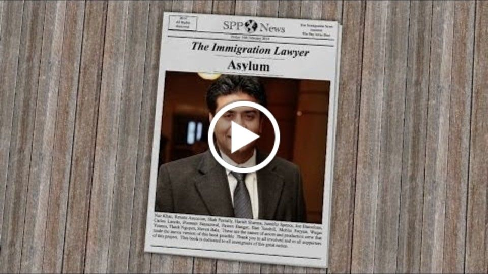 Get the book - Asylum - from the series The Immigration Lawyer - now on Amazon and Kindle