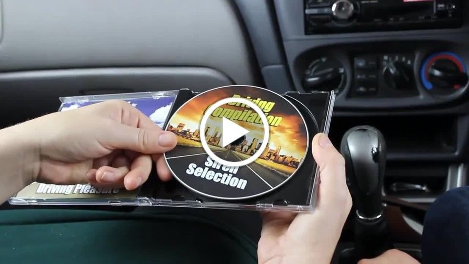 Driving CD compilation
