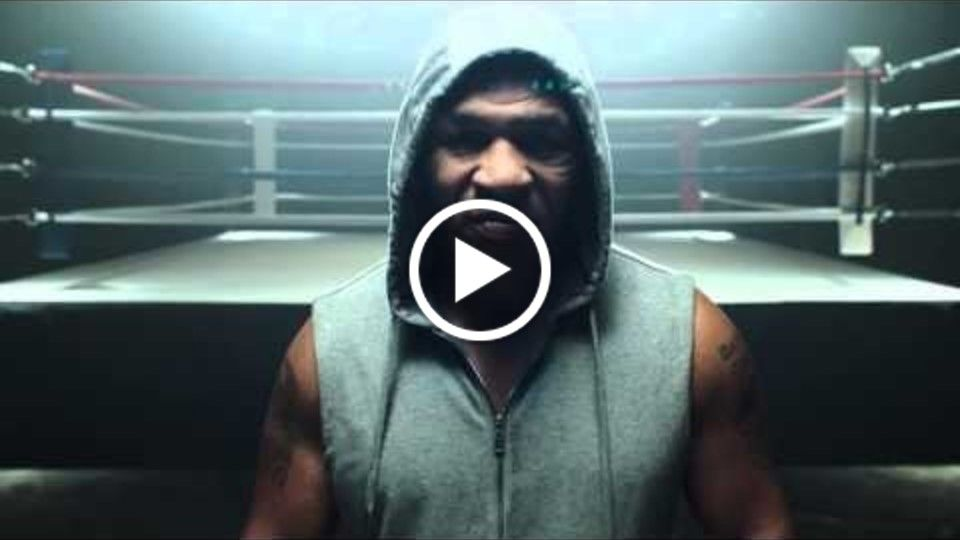 TRADE12 - Mike Tyson commercial -  TRUST