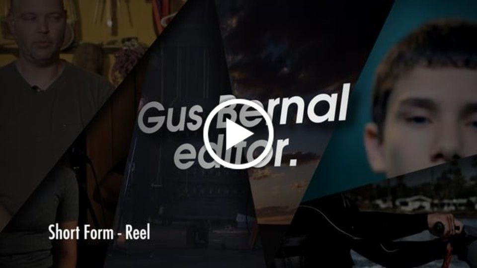gus_bernal editorial reel short form