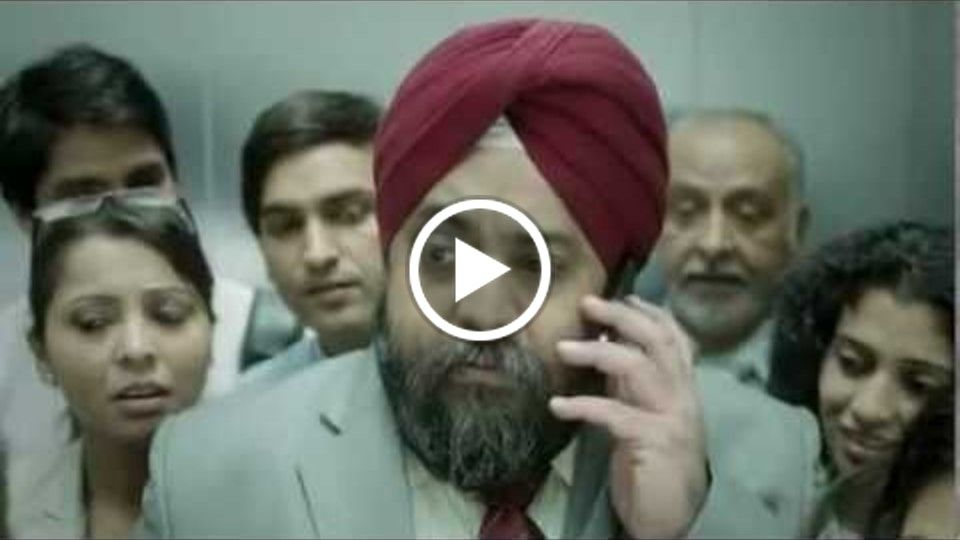 Manmeet singh in Amul Dahi (Full Length) TV. commercial