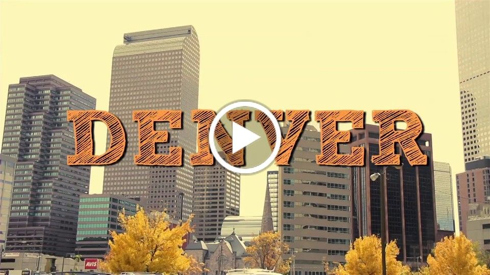 """Put a Bike on it"" Webisode - I HEART Denver Store"