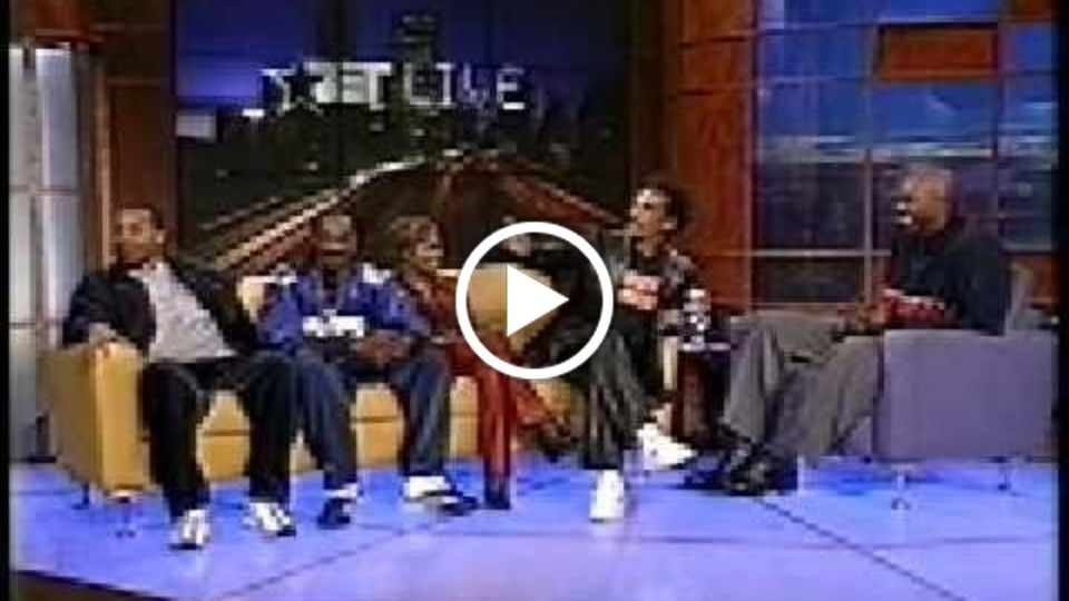 "Actor Comic ""Spencer"" Hilarious on Talk Show"