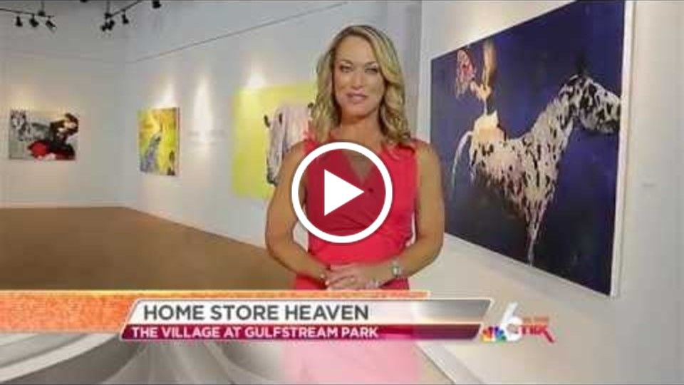 Andi Tilis, Gulfstream Home Stores for NBC 6 in the Mix (HD)