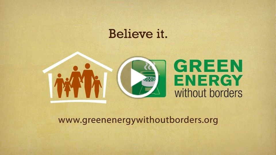 Green Energy Without Borders - motion graphic