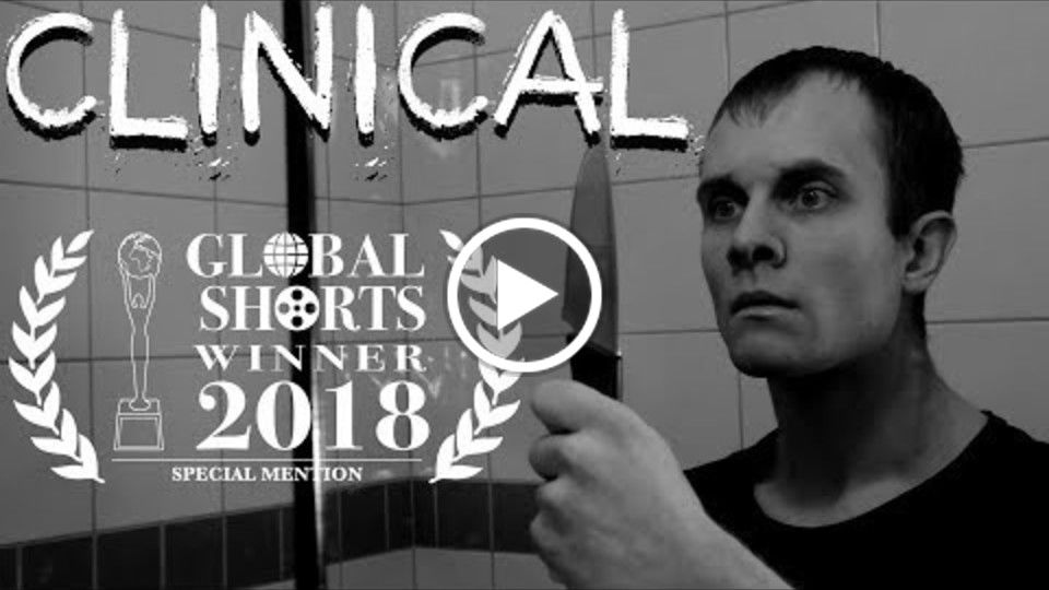 CLINICAL A Psychological Short Film - Mikael Roth Official