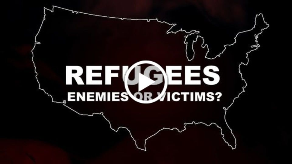 """Refugees: Enemies or Victims?"" - Trailer"