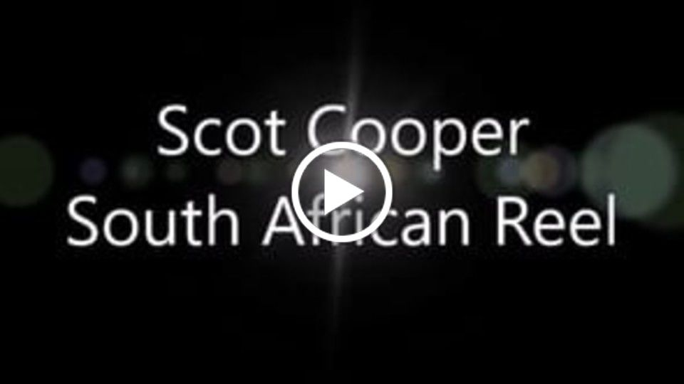 Scot Cooper - South African Reel 2018