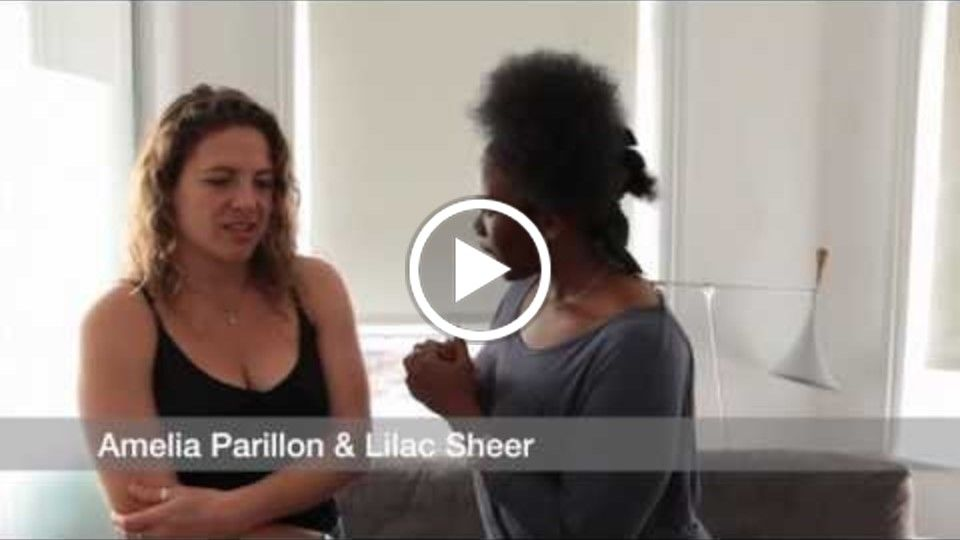 Amelia Parillon & Lilac Sheer 48 Hour Project Auditions