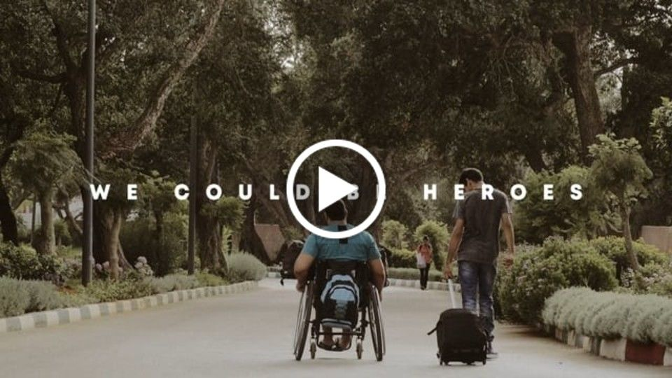 We Could Be Heroes - Trailer