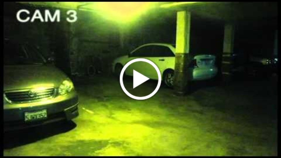 Real Ghosts Videos - The Little Girl In The Garage