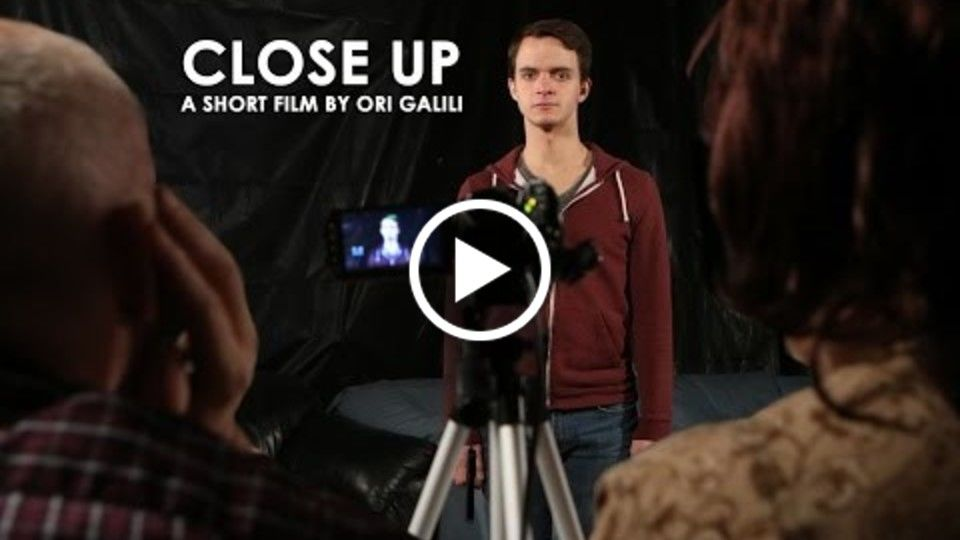 Close Up - Short Movie