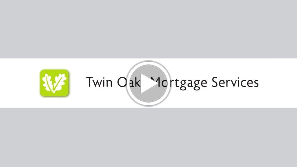 Twin Oaks Mortgage Services motion graphics