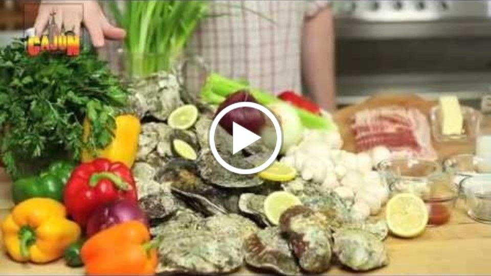 Cajun in the City Creamed Oysters Full Episode #1