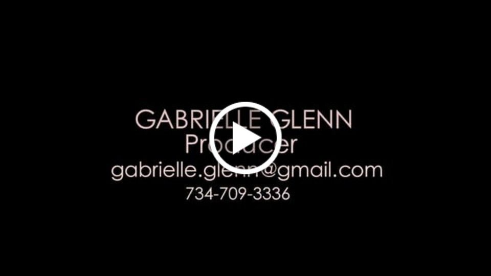Gabrielle Glenn Producer Reel