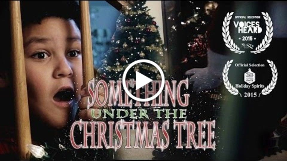 Something Under the Christmas Tree (A SHORT HORROR FILM)