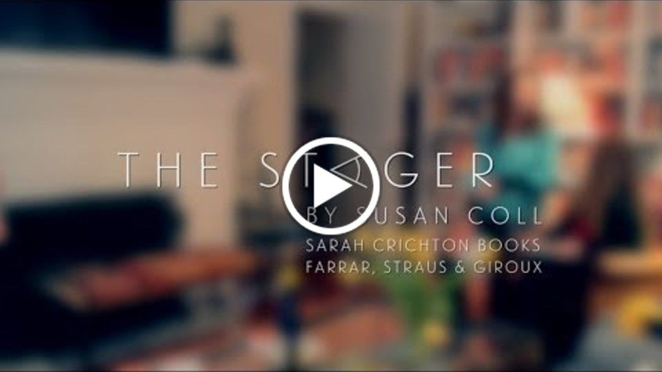 The Stager, a novel by Susan Coll