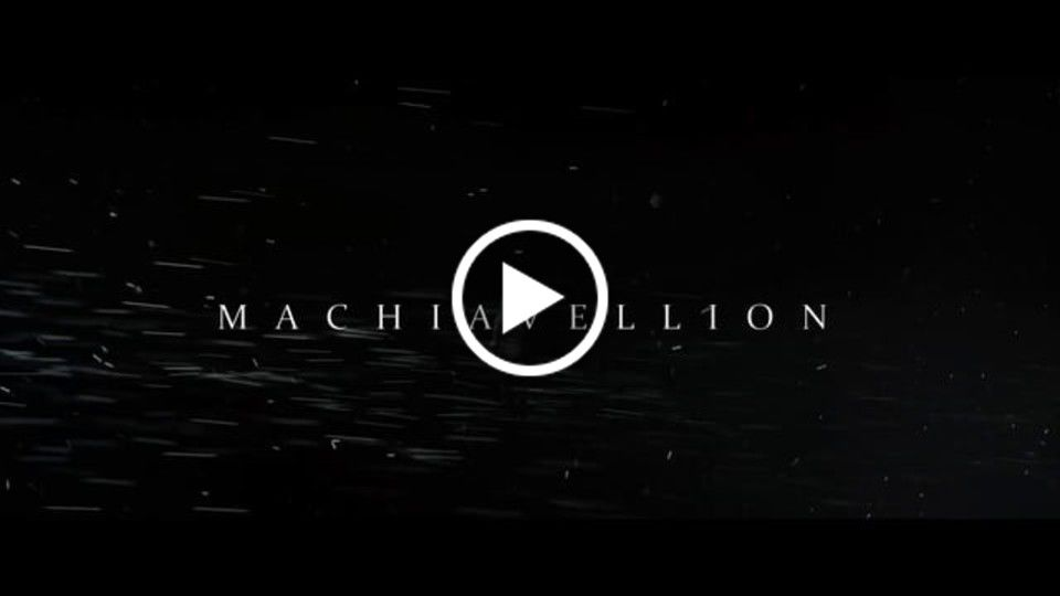 MACHIAVELLION [Teaser Trailer]