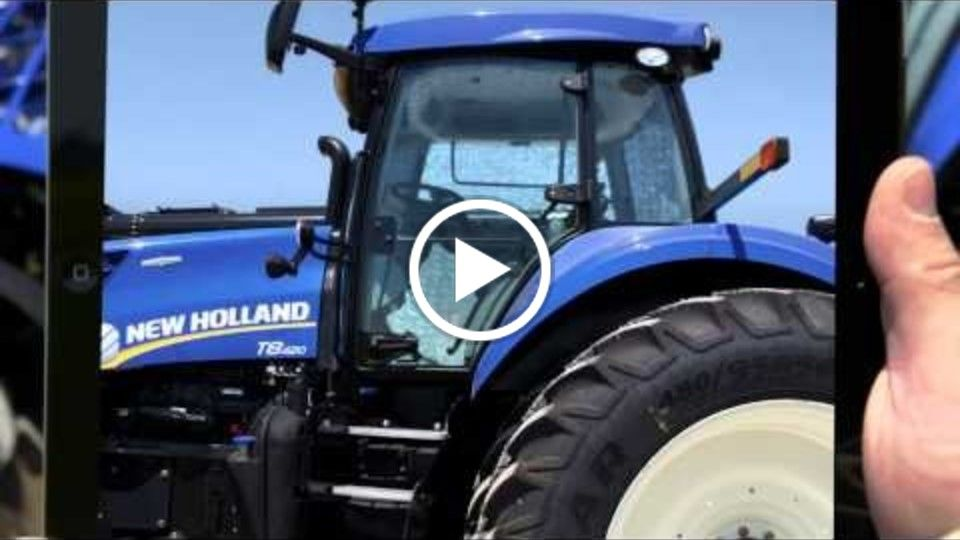 New Holland SMART TV Commercial -- Canada