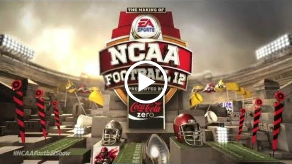 The Making of NCAA Football 12 - Show Trailer