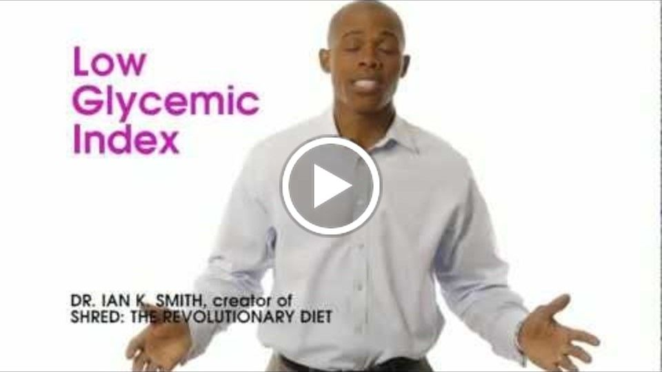 Client Video: SHRED Diet Book (by Dr. Iam Smith) :30 sec