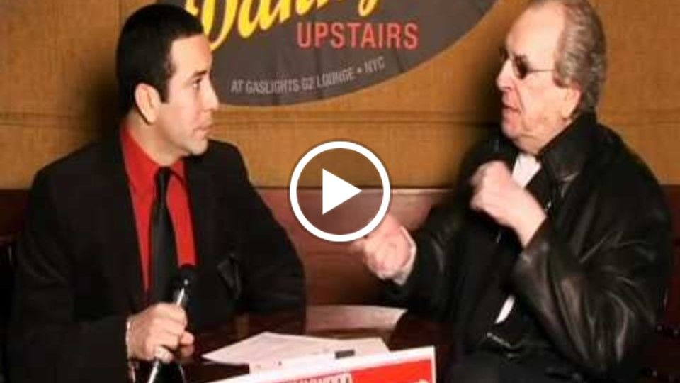 "Storenzo Interviews The Infamous Danny Aiello for ""Danny Upstairs"""