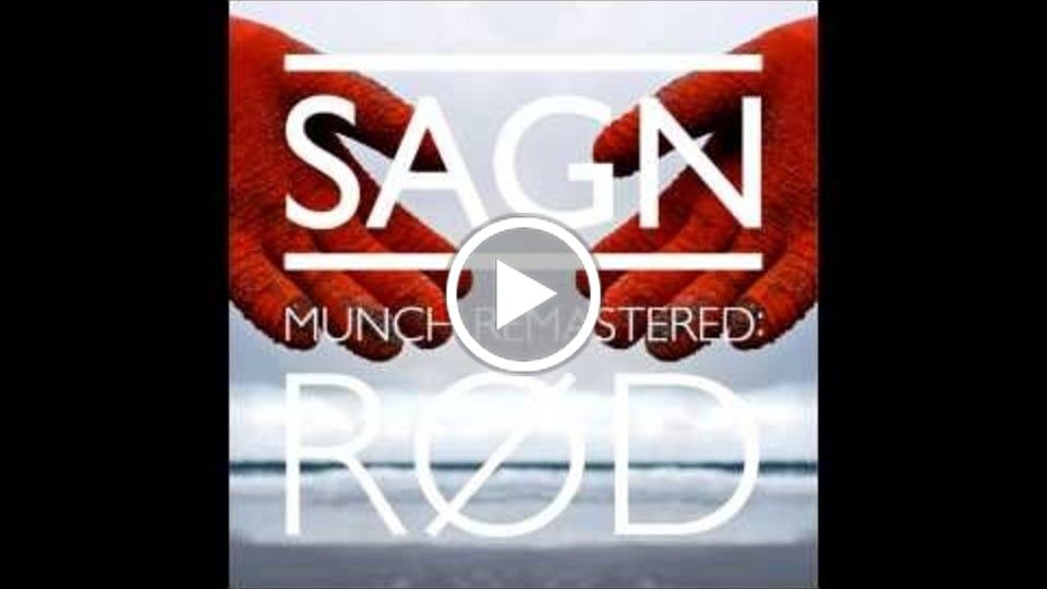 "Livets dans - from Sagn's EP ""Munch Remastered: Rød"""
